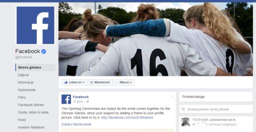 facebook ma nowy wygląd