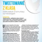 Dobre praktyki na Twitterze artykuł