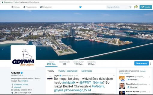Gdynia Twitter